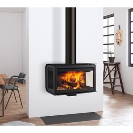 ROCAL FIREPLACE OVAL