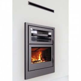 "CARBEL STOVE WITH COOKER ""ATLAS"" TO INSERT"